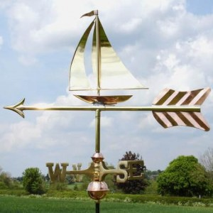 Transport weathervanes