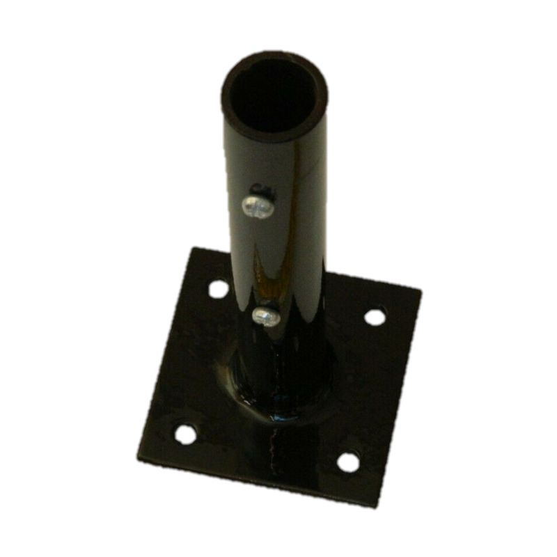 Medium Post Mount Bracket For Standard and Traditional Weathervanes